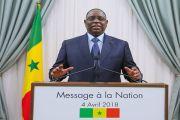 VIDEO : Message à la Nation du Président de la République à l'occasion du 58ème anniversaire de l'indépendance du Sénégal