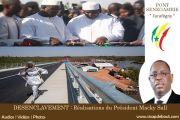 "(VIDEOS) REALISATIONS du Président Macky Sall : PONT SENEGAMBIE "" Farafégny """