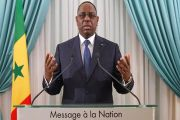Senegal : Message à la Nation 2017 du président Macky Sall
