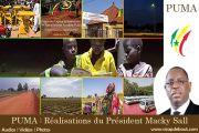 (VIDEOS) REALISATIONS du Président Macky Sall : PUMA