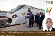 (VIDEOS) REALISATIONS du Président Macky Sall : TER