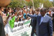 MODERNISATION D'UN BIDONVILLE La Baraka arrive à Liberté 6