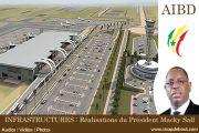 (VIDEO) REALISATIONS du Président Macky Sall : AIBD