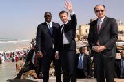 Emmanuel Macron et Jim Yong Kim à Dakar pour soutenir la levée de 3,1 milliards $ destinés à l'éducation de 870 millions d'enfants