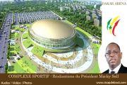 (VIDEOS) REALISATIONS du Président Macky Sall : DAKAR ARENA