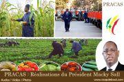 (VIDEOS) REALISATIONS du Président Macky Sall : PRACAS