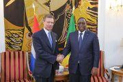 Henri, Grand-Duc de Luxembourg est fan du Sénégal